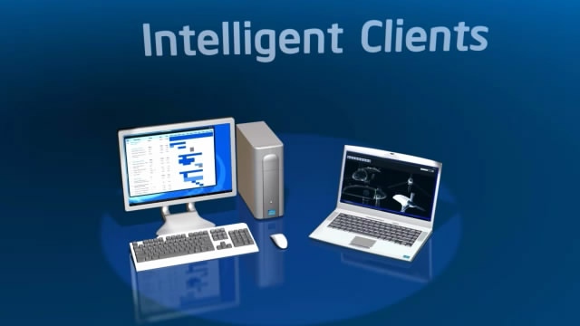 Experience a Better Cloud with Intelligent Clients