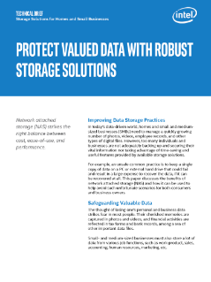 Protect Valued Data with Robust Storage Solutions