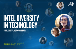 Intel Diversity and Inclusion Annual Report 2015 Addendum