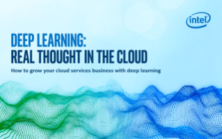 Deep Learning: Real Thought in the Cloud