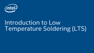 Introduction to Low Temperature Soldering