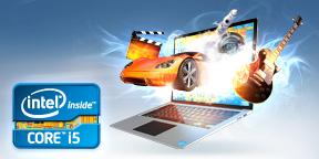 Família de processadores Intel® Core™ i5 de terceira geração